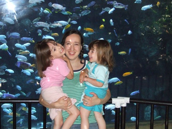 Mothering in 2007